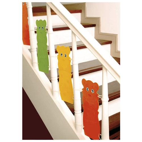 奇買親子購物網ST-BABY-樓梯護欄樓梯安全防護欄6片