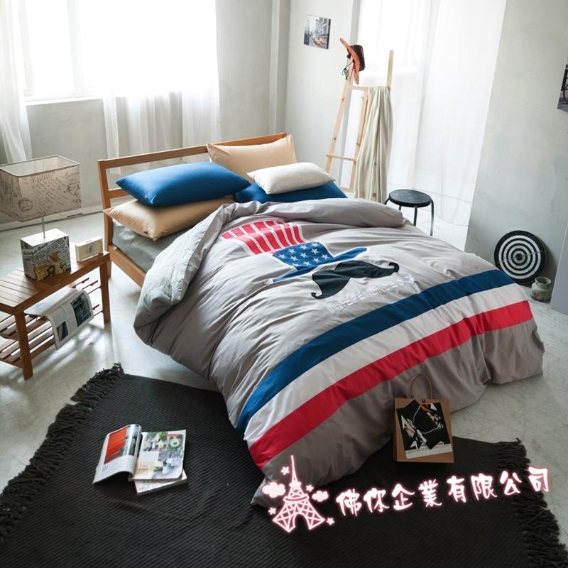 兩用被床包魔術大師5尺雙人床包兩用被被套純棉床包平單可愛床單ikea韓國床包佛你企業