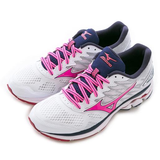 Mizuno 美津濃 RIDER 女慢跑鞋  慢跑鞋 J1GD170366 女 舒適 運動 休閒 新款 流行 經典