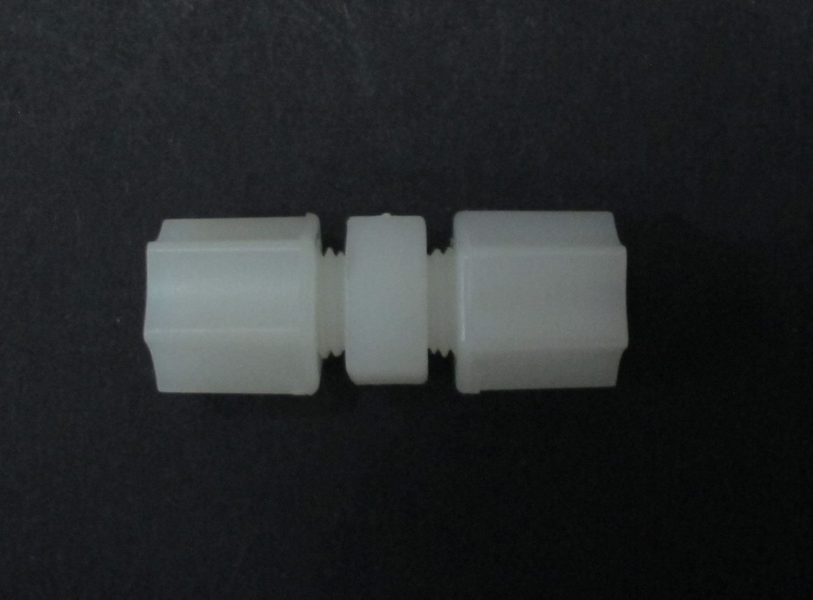 水電接頭.淨水器接頭.塑膠接頭1544,2分管2分管接頭,20元1個