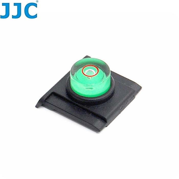 我愛買JJC副廠Canon專用珠式水平儀Canon閃光燈熱靴蓋適60Da 60D 50D 650D 600D 550D 500D 450D