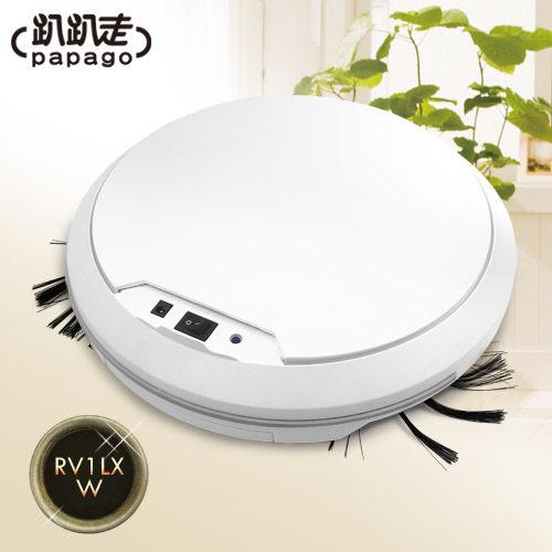 趴走智慧型吸塵器機器人白色RV1LX-W