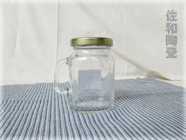 佐和陶瓷餐具~31F14255迷你附蓋把手杯果醬醬料瓶