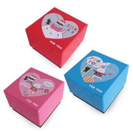 青青文具 簡單生活系列 方形禮物盒(迷你) CBG-125