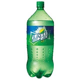 雪碧汽水2000ml單瓶合迷雅好物超級商城