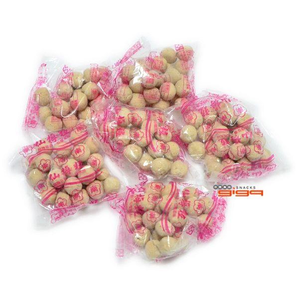 吉嘉食品仙梅粒仙楂丸仙楂粒山楂丸平口包570公克經濟包78元MG051 570