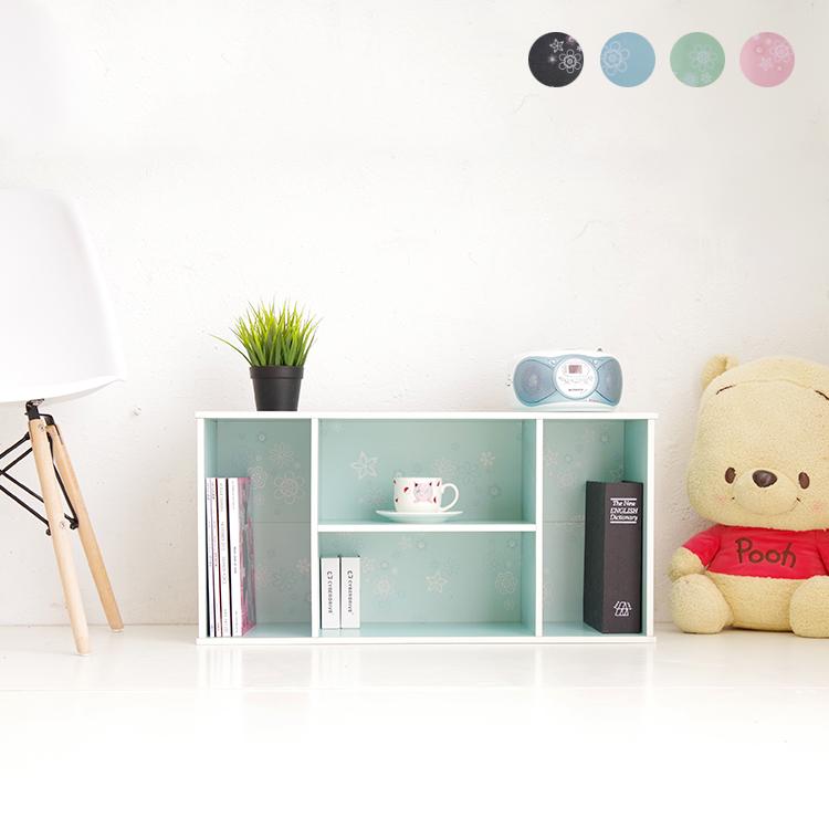 台灣製馬卡龍夢幻組合櫃收納櫃三層櫃置物櫃Life Beauty