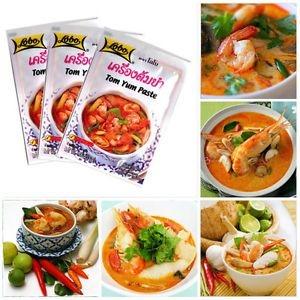 泰國Lobo調味包/調理包 酸辣湯/打拋豬肉/綠咖哩 /紅咖哩