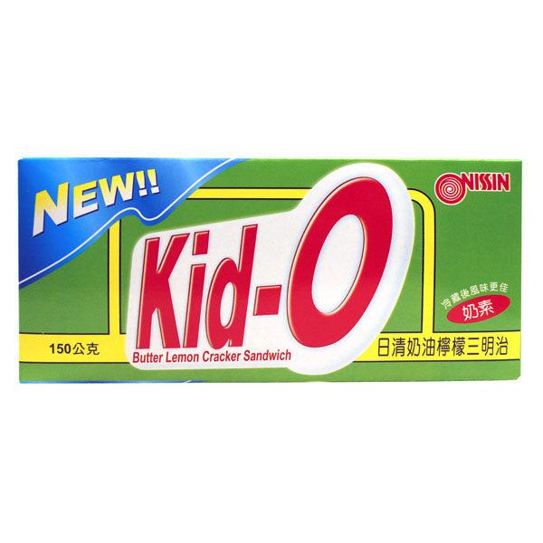 日清三明治檸檬150g