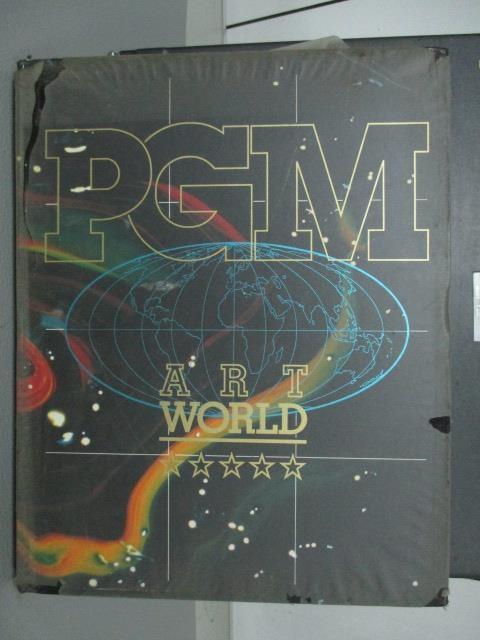 【書寶二手書T3/設計_QDE】PGM_1993