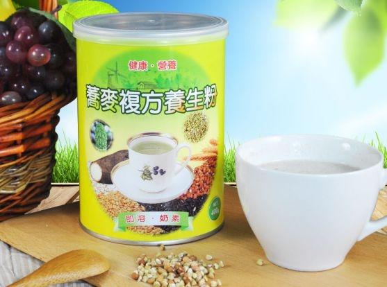 農會特產e購網【二林鎮農會】 蕎麥複方養生粉