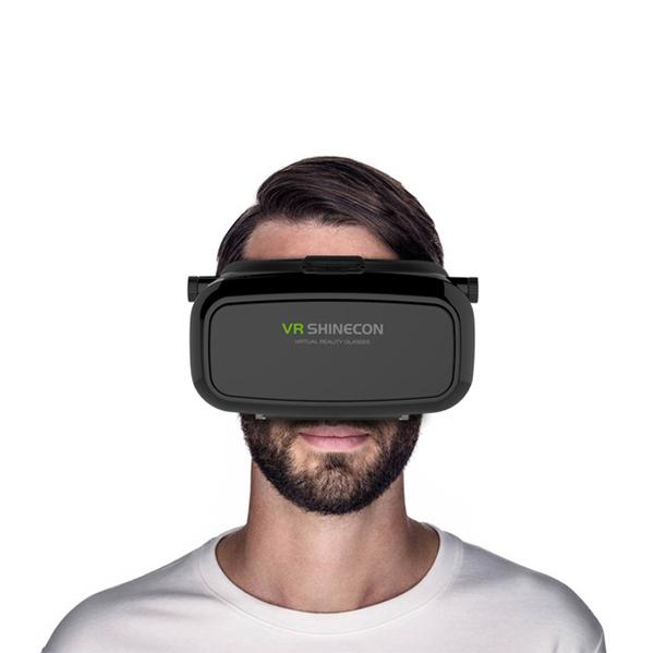 震撼視覺暴風魔鏡3D眼鏡VR智慧手機立體虛擬現實預購7天現貨