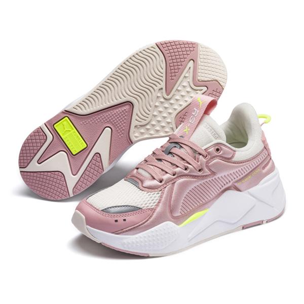 Puma RS-X Softcase 白粉 男女 運動鞋 老爹鞋 慢跑鞋 鋼彈 厚底 休閒鞋 慢跑鞋 36981907