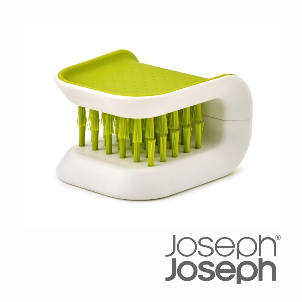 《Joseph Joseph英國創意餐廚》安全餐具清潔刷(綠)