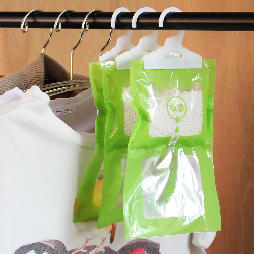可掛式除濕劑 除濕包│衣櫥 衣櫃 廚櫃防潮乾燥劑