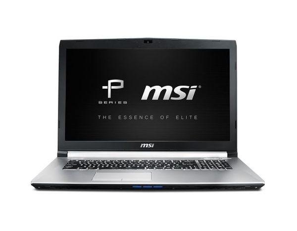 msi微星PE62 7RD-1437TW 15.6吋i7-7700HQ GTX1050-4G W10電競筆電