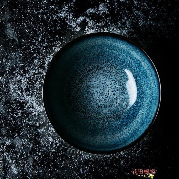 泡麵碗創意餐具陶瓷飯碗米飯碗湯碗瓷碗創意面碗湯碗大碗泡面碗家用❀花田櫥窗❀