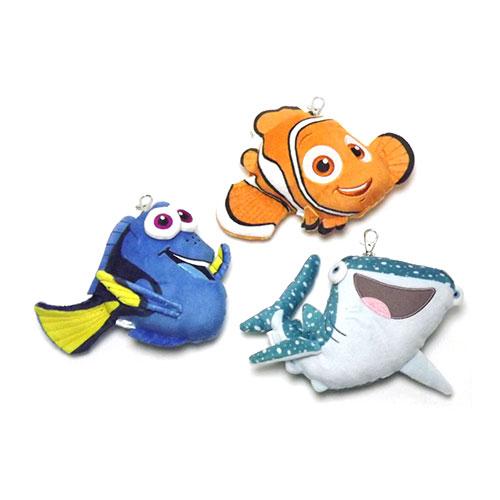 SHO-BI海底總動員2:多莉去哪兒絨毛造型伸縮車票套funbox生活用品SB73944.SB73945.SB73946