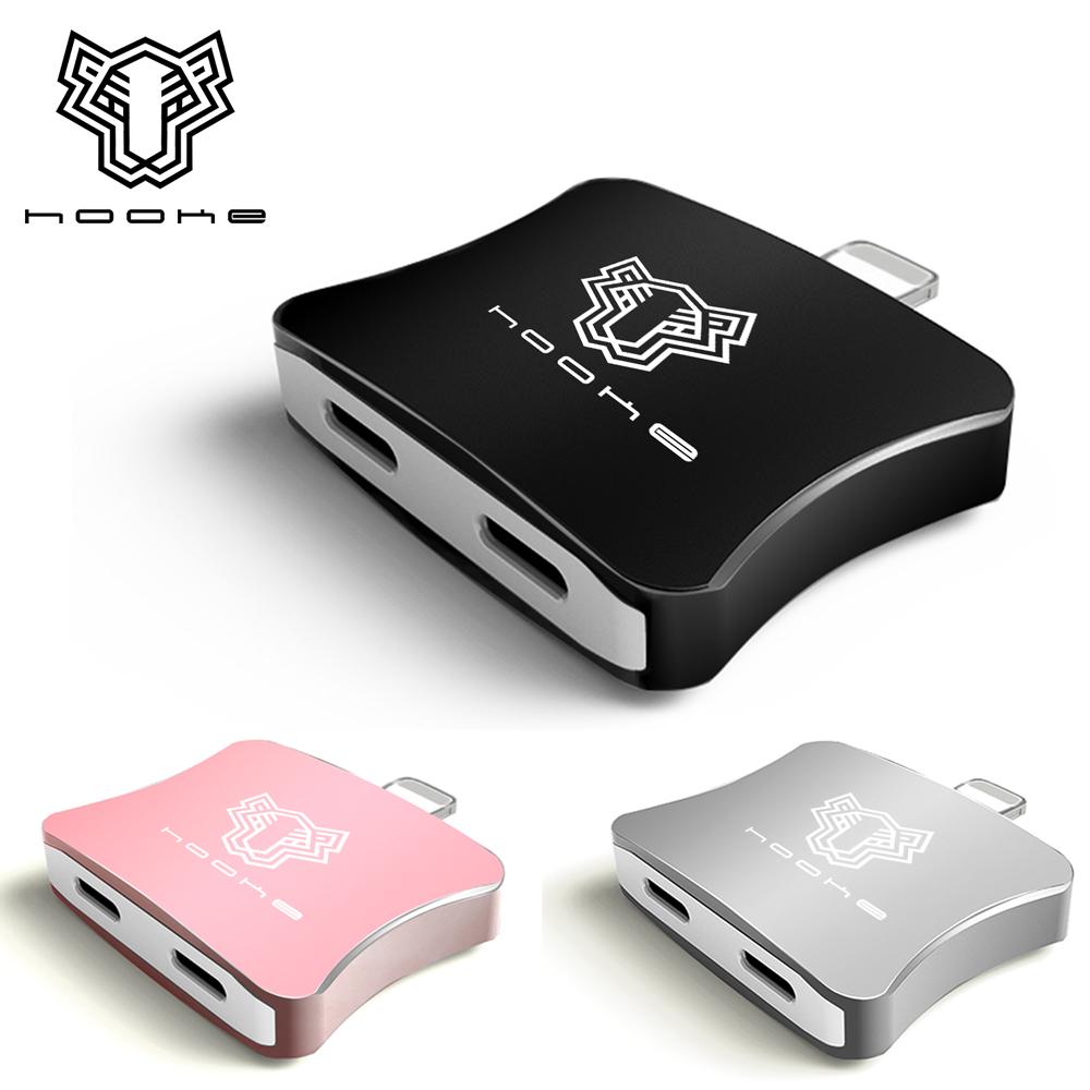 貼心設計APPLE轉雙Lightning接口轉接頭iPhone7 Plus可通話聽音樂邊充電支援IOS 10.3以上版本