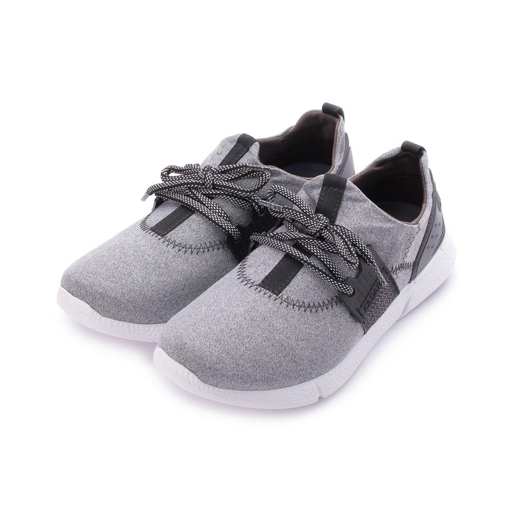巴西KILDARE ROMA CINZA CLARO 綁帶運動休閒鞋 灰 AL381-CI 男鞋
