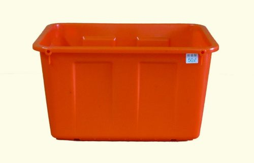 好幫手生活雜鋪*通吉40L普力桶-四角桶方形桶塑膠桶海產桶水產桶