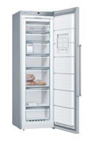 BOSCH德國博世GSN36AI31D獨立式冰箱237L經典銀不留指紋設計零利率
