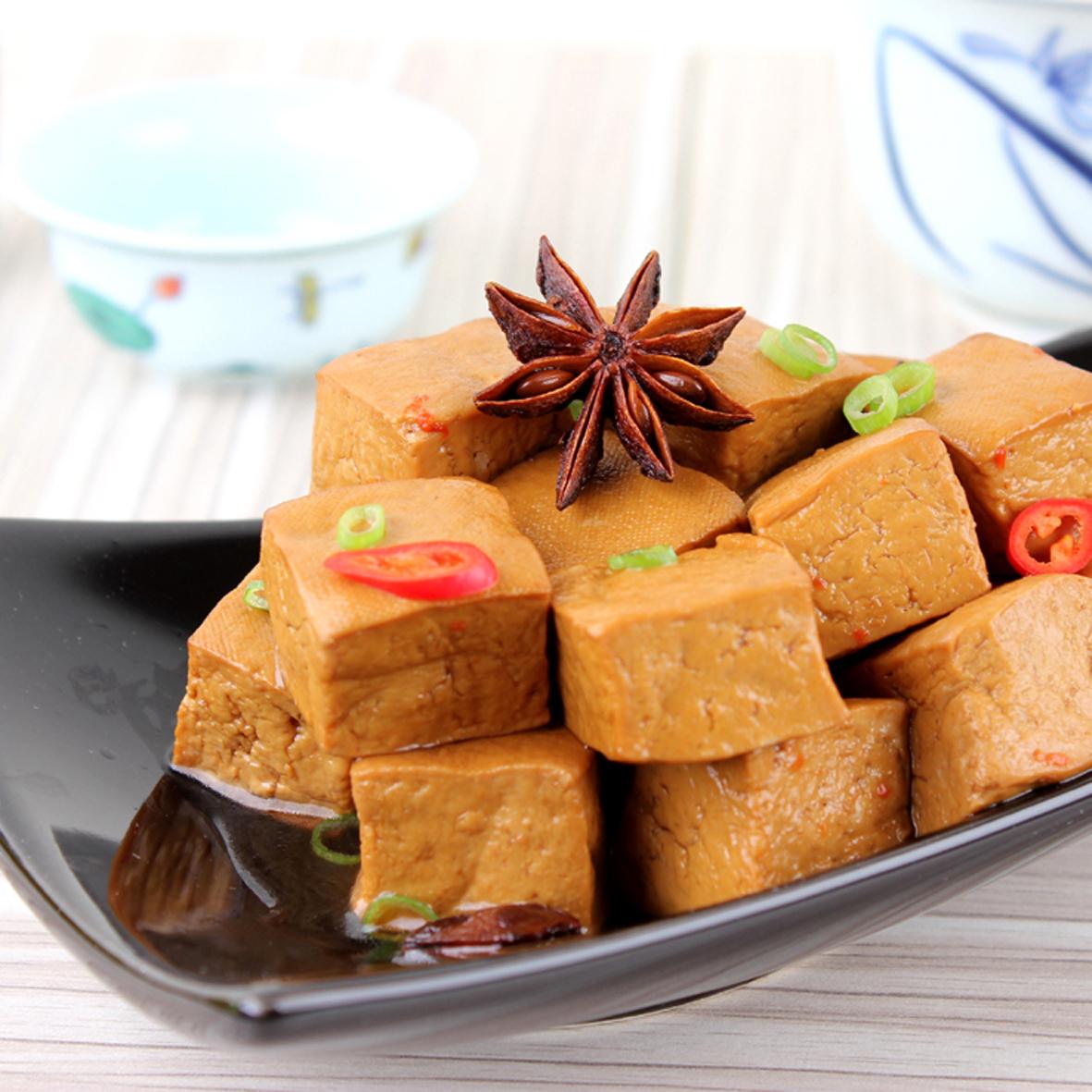 促銷品日燦五香豆干1公斤以上包
