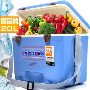 行動冰箱攜帶式冰桶釣魚冰桶保冰桶冰筒戶外用品台灣製造20L冰桶20公升冰桶便宜推薦哪裡買ptt