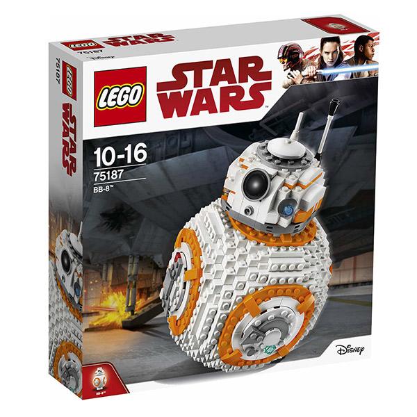 樂高積木LEGO電影主題系列星際大戰Star Wars 75187 Star Wars BB-8