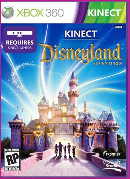 XBOX360 Kinect迪士尼大冒險中英文合版