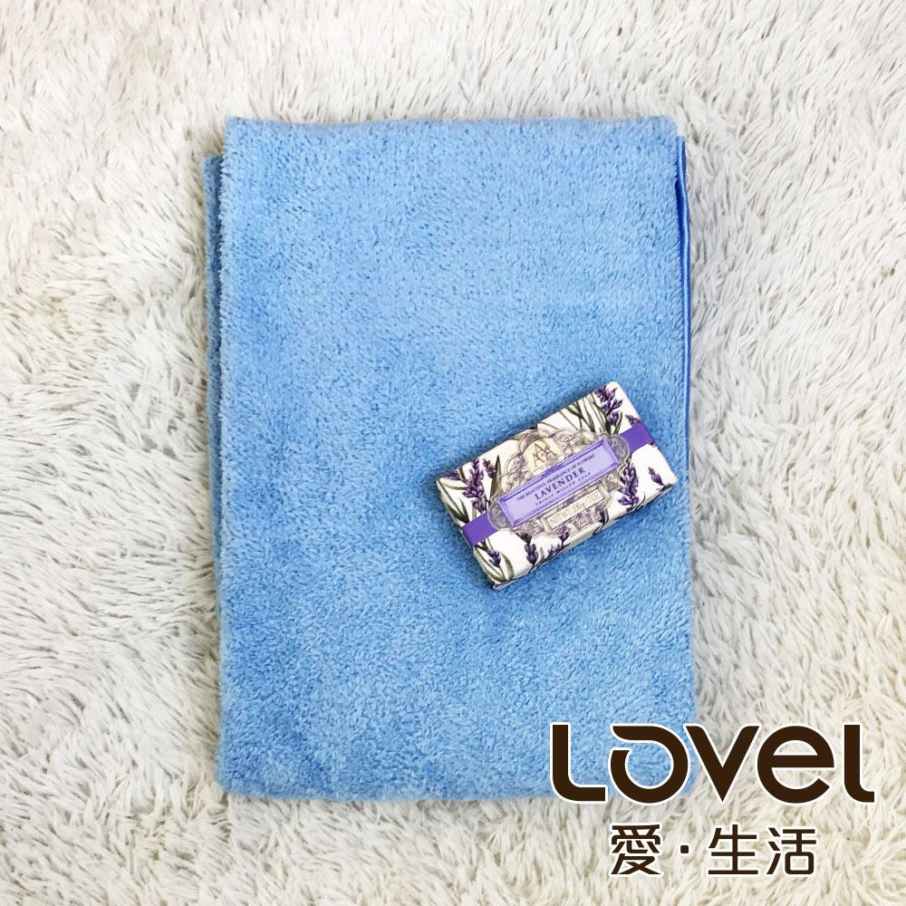 Lovel 3M頂極輕柔棉超細纖維抗菌浴巾(共5色)