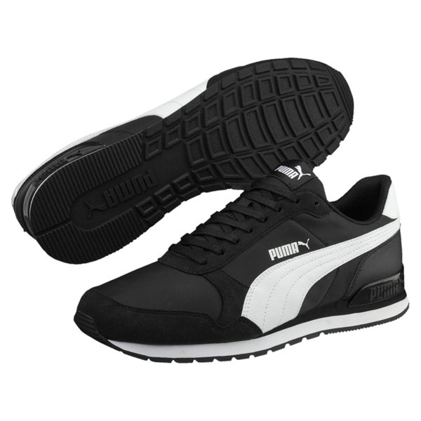 Puma ST Runner 男女鞋 黑 運動鞋 慢跑鞋 休閒鞋 抓地力 緩震 跑鞋 休閒 36527801