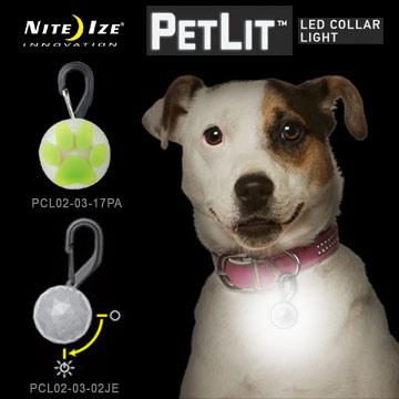 NITE-IZE ClipLit LED拉鏈掛燈白光LED AH21016 i-Style居家生活