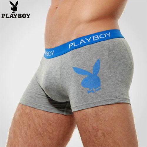 【PLAYBOY】彈力棉男士內褲(多種樣式)