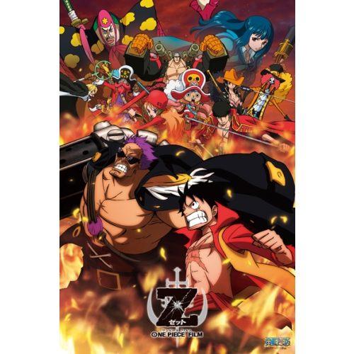 拼圖總動員PUZZLE STORY航海王-FILM Z日系Ensky海賊王One Piece 1000P