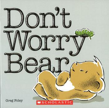 【麥克書店】DON'T WORRY BEAR/英文繪本