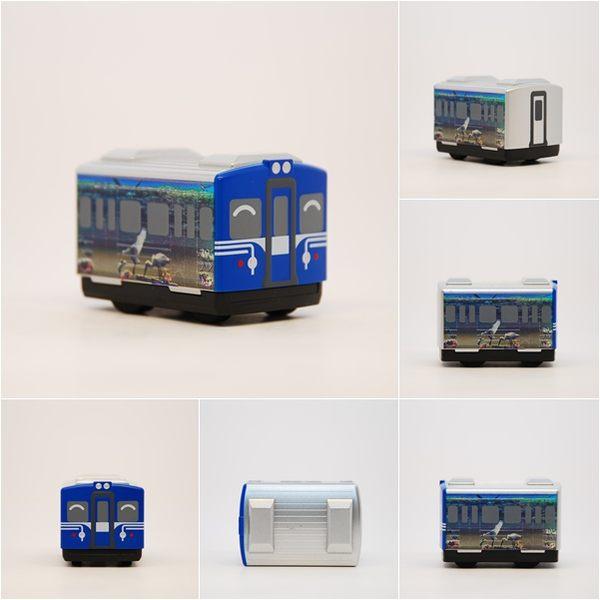 Q版迴力小火車─臺鐵EMU600台江公園(QV047)