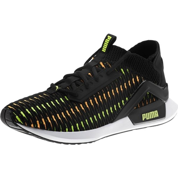 Puma Rogue 男 黑 運動鞋 跑鞋 套襪式 輕量 透氣 彈性 慢跑 健身 鞋子 19247901