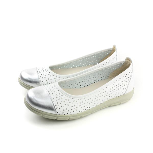 HUMAN PEACE休閒鞋女鞋銀白色no566