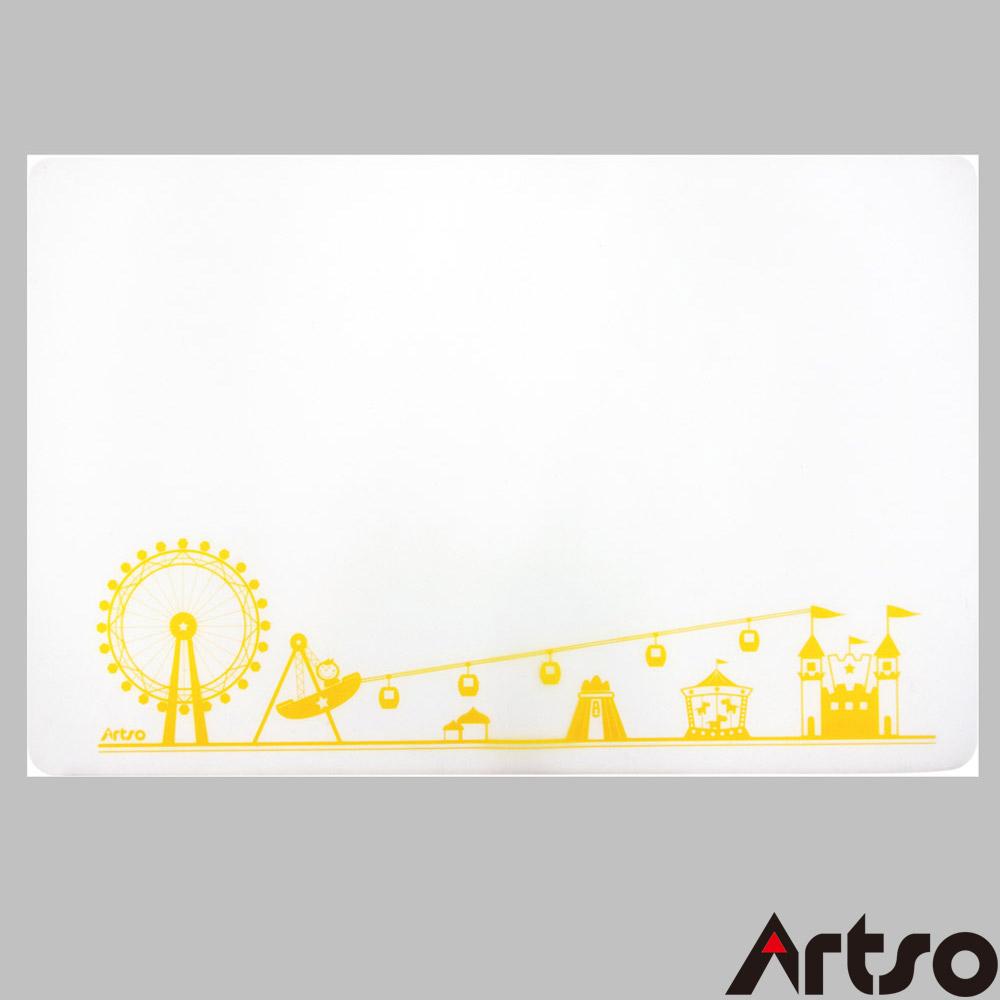 【Artso亞梭】果凍桌墊-環保無毒矽膠墊食用等級認證也能當餐墊墊板止滑墊