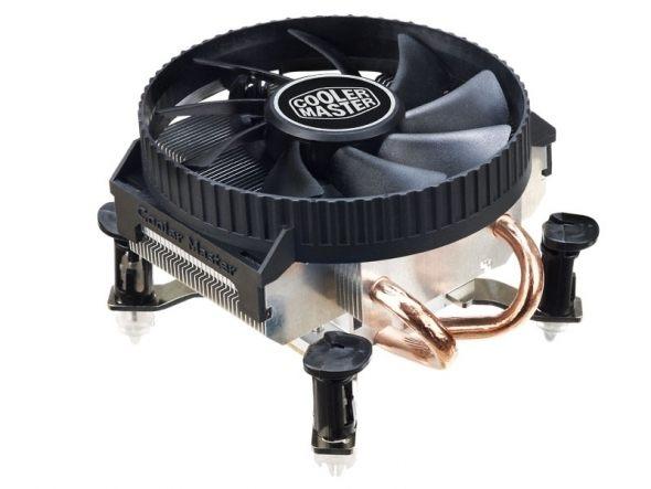 CoolerMaster Vortex 211P下吹式CPU散熱器~超低高度只有5.8公分