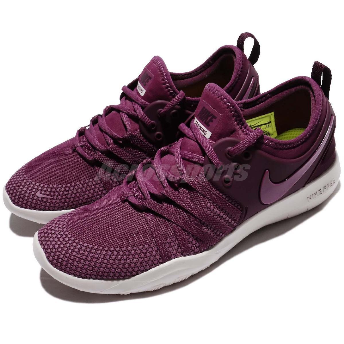 Nike 訓練鞋 Wmns Nike Free TR 7 紫 粉紅 赤足 運動鞋 輕量舒適 女鞋【PUMP306】 904651-603