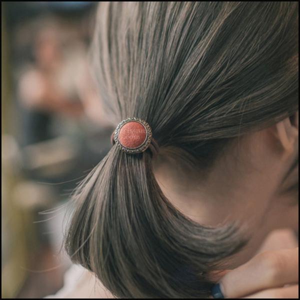 造型橡皮筋髮繩 髮圈★ifairies【54305】