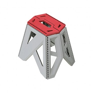 RC850-2金剛摺合椅39CM紅