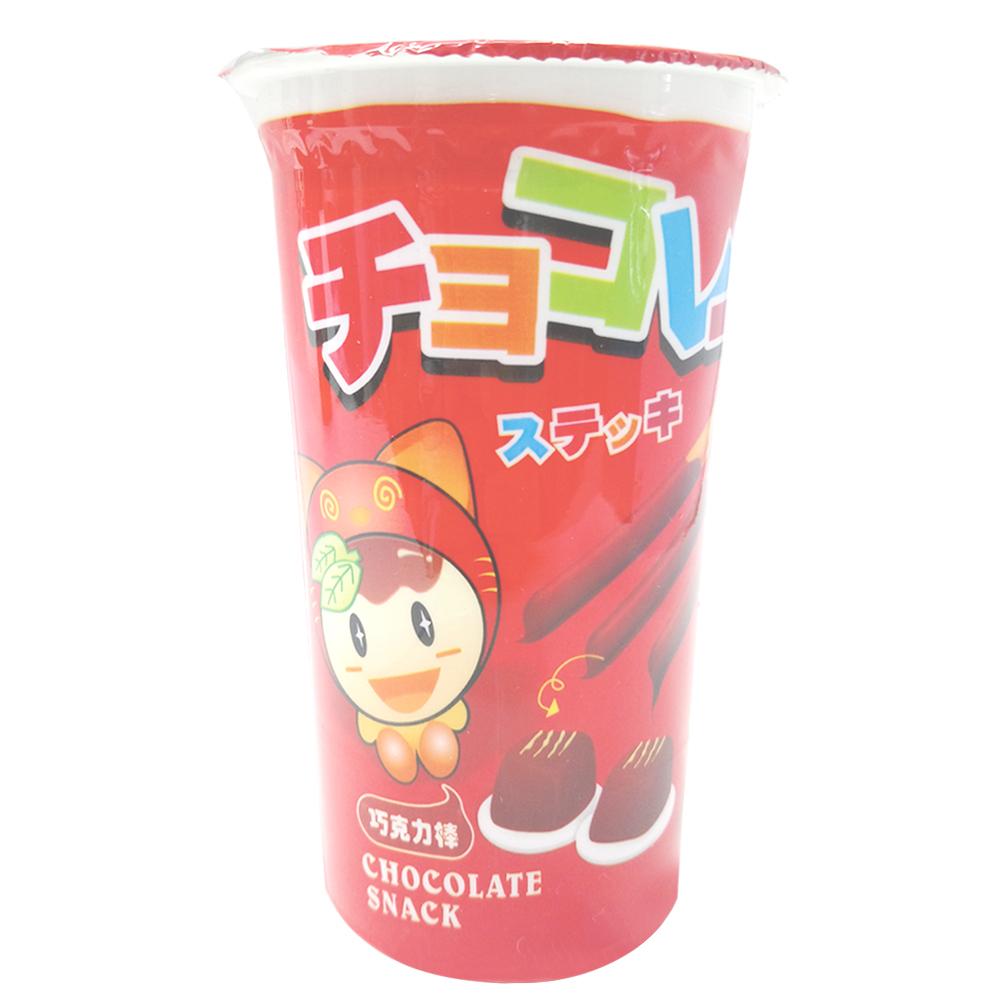 【嬌旺】巧克力棒杯