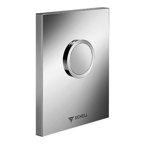麗室衛浴德國schell小便斗埋壁專用按壓沖水器含外蓋及按鈕