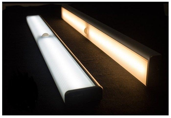 充電式LED 智能光控 人體感應燈 衣櫃燈 人體感應燈 衣櫃燈  檯燈 小夜燈 感應燈 餵奶燈