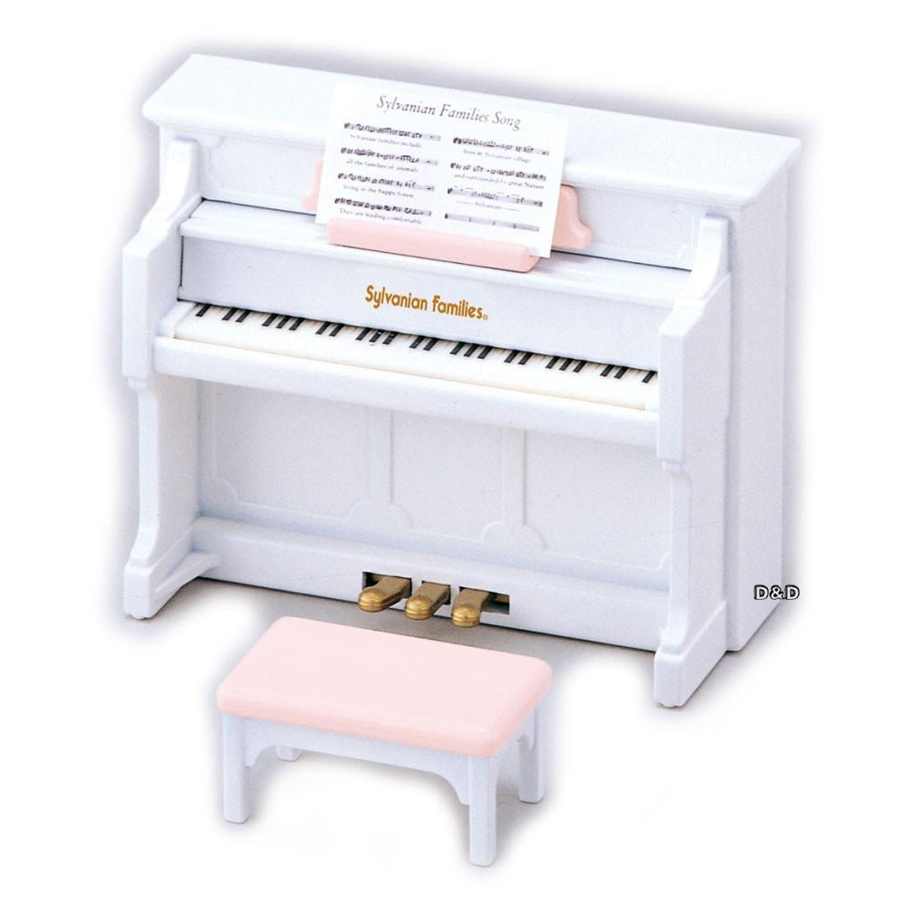 森林家族-日版新夢幻鋼琴JOYBUS玩具百貨