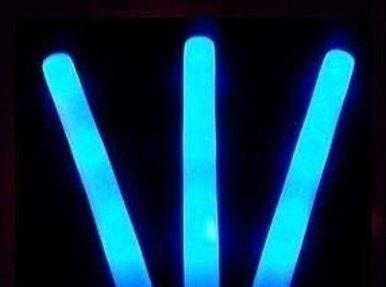 發光海綿棒/支-藍光~~求婚 派對 跨年 耶誕夜 尾牙道具