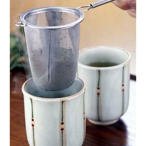 日本製濾茶葉濾網泡茶茶壺用068222販屋